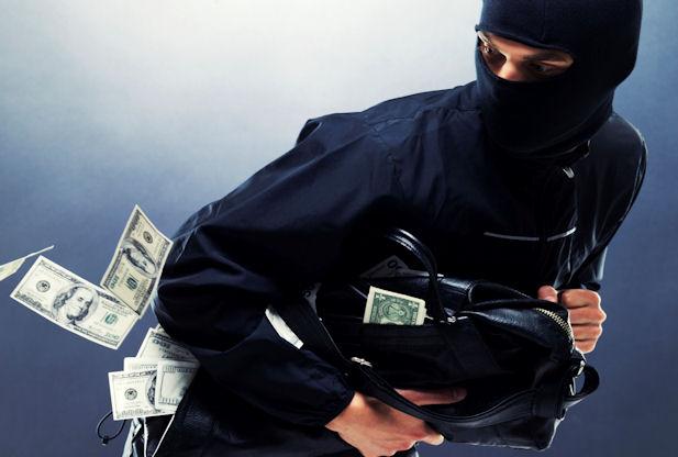 سرقت و دزدی
