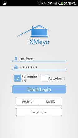 نرم افزار xmeye , آموزش نرم افزار xmeye , تنظیمات نرم افزار xmeye